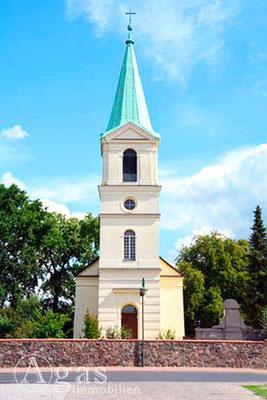 Ahrensfelde Dorfkirche 1