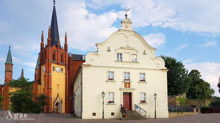Immobilienmakler Potsdam-Mittelmark - Werder, Rathaus