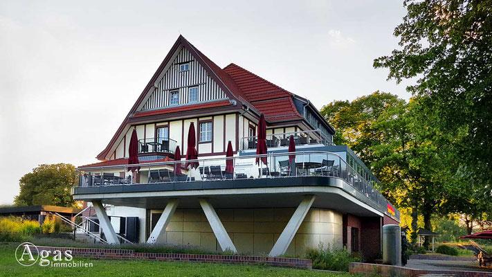 Makler Wildau - Villa am See, Klubhaus & Hafen