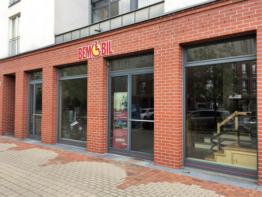 Treppenlift Berlin BEMOBIL  Schweizer Tal 13127 Berlin