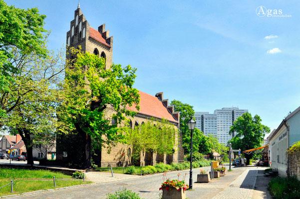 Berlin-Marzahn - Dorfkirche Alt-Marzahn