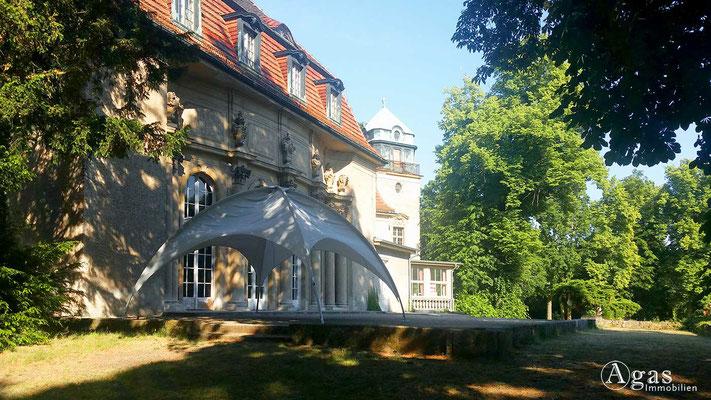 Marquardt-Potsdam - Terrasse am Schloss