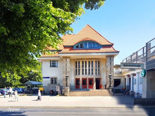 Immobilienmakler Blankenburg (Berlin) - S-Bahn Blankenburg a.d. Bahnhofstraße