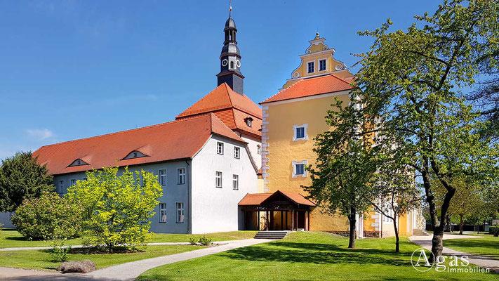 Makler Lübben - Schloss Lübben, Marstall und Oberamtshaus