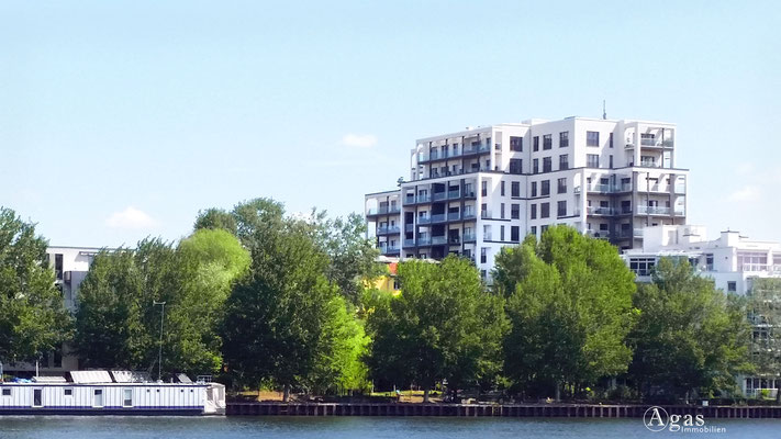 Berlin-Stralau Makler - Neubauprojekt an der Spree (14), Hausboot