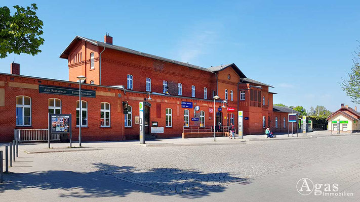 Makler Lübben - Bahnhof
