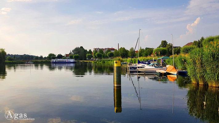 Werder (Havel) - Havelblick am Mühlenberg