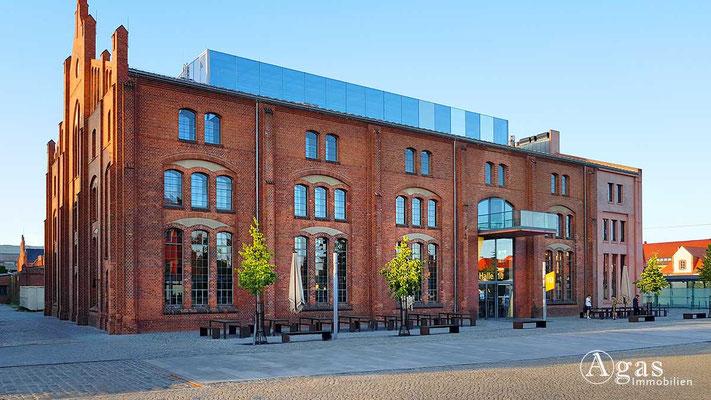 Makler Wildau - Technische Fachhochschule Wildau, Halle 10