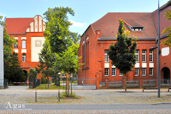 Immobilienmakler Oranienburg - Klassische Brandenburgische Backsteinarchitektur in Oranienburg