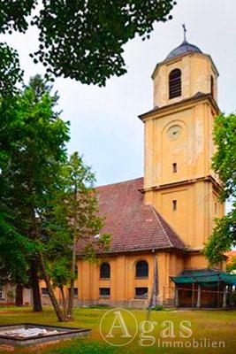 Halbe - Ev. Kirche