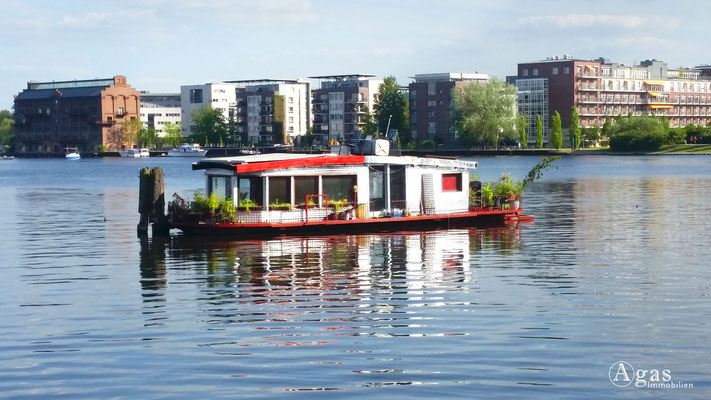 Hausboote in Berlin & Brandenburg am Liegeplatz (22)