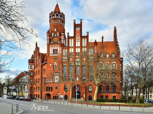 Immobilienmakler Schmargendorf - Rathaus Schmargendorf