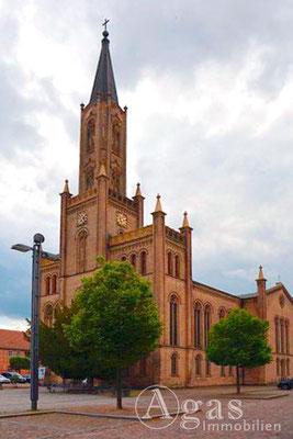 Immobilienmakler Fürstenberg - Stadtkirche
