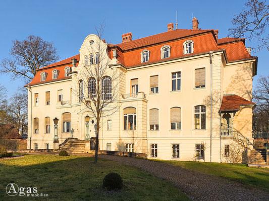 Immobilienmakler Jüterbog - Herrenhaus Kaltenhausen, Kloster Zinna