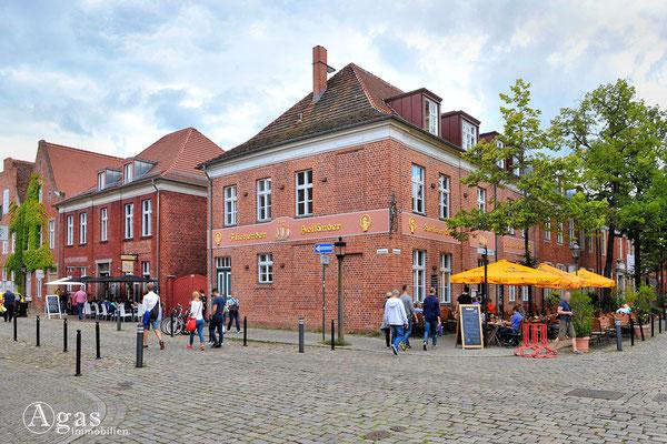 Zum Fliegenden Holländer im Holländischen Viertel