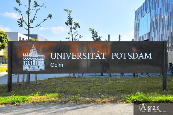 BaseCamp Golm - Universitätscampus Potsdam