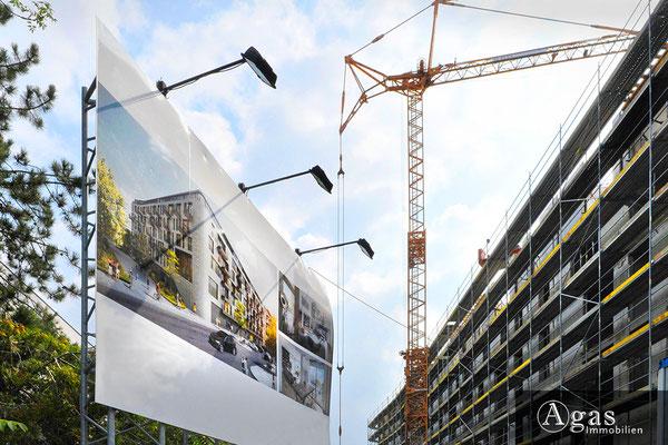 Das Gotland - Prenzlauer Berg - Neubaustelle im Skandinavischen Viertel