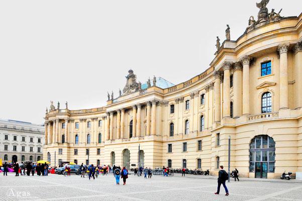 Berlin-Mitte, Humboldt Universität zu Berlin, Juristische Fakultät
