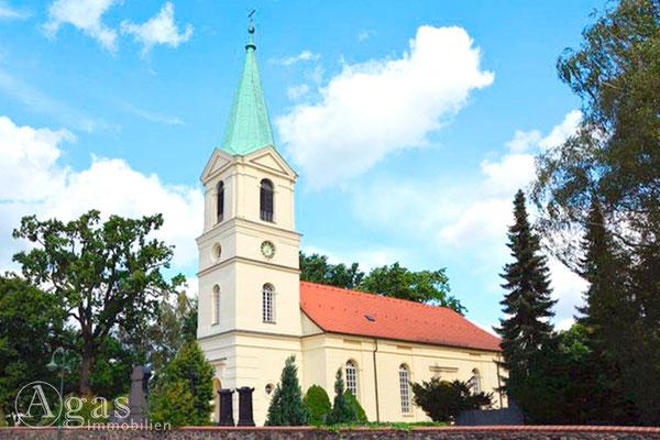 Ahrensfelde Dorfkirche 2