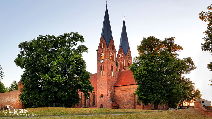 Immobilienmakler Prignitz-Ruppin - Klosterkirche St. Trinitatis - Neuruppin