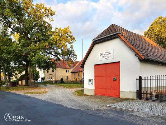 Immobilienmakler Tauche - OT Kossenblatt - Freiwillige Feuerwehr