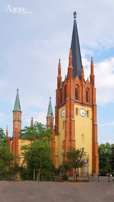 Immobilienmakler Potsdam-Mittelmark - Werder Kirche