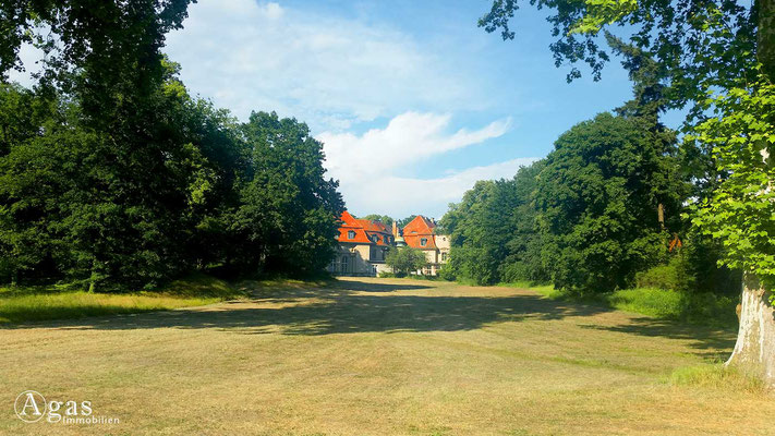 Immobilienmakler Marquardt-Potsdam - Schlosspark Maquardt