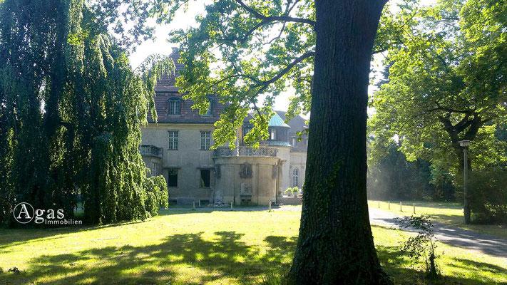 Immobilienmakler Marquardt-Potsdam - Im Schlosspark