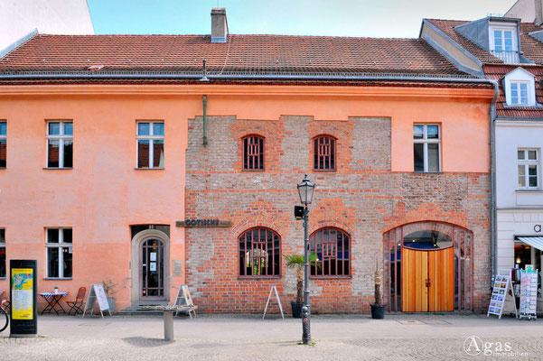Berlin-Spandau - Altstadt, Gotisches Haus