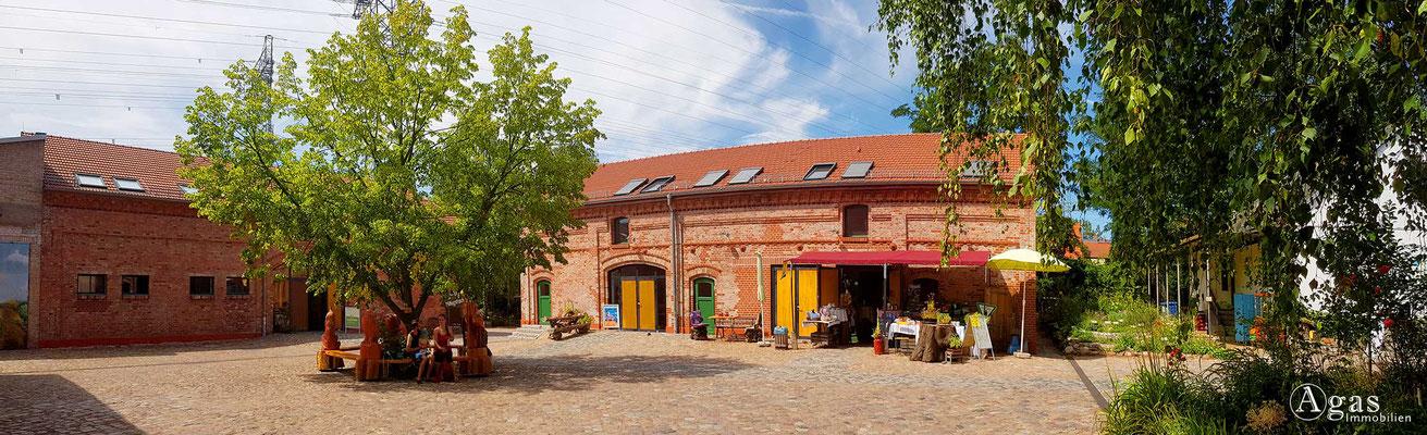 Immobilienmakler Malchow - Naturhof Malchow