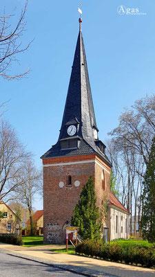 Immobilienmakler Nieder Neuendorf - Ev. Dorfkirche Nieder Neuendorf