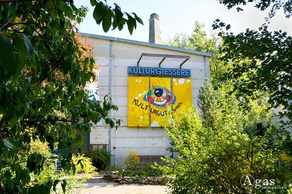 Waldgartenkulturgemeinde Schöneiche - Kulturgießerei