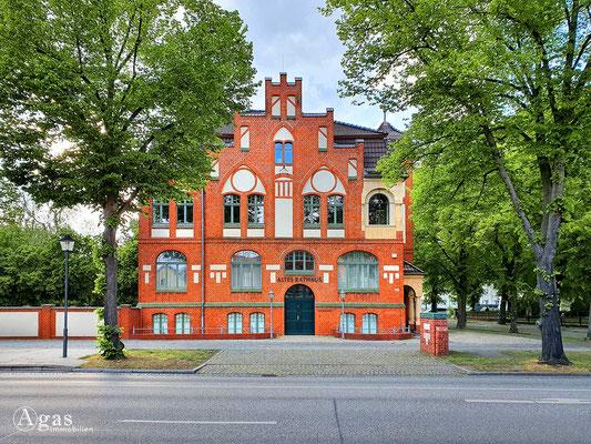 Immobilienmakler Hennigsdorf - Altes Rathaus Hennigsdorf