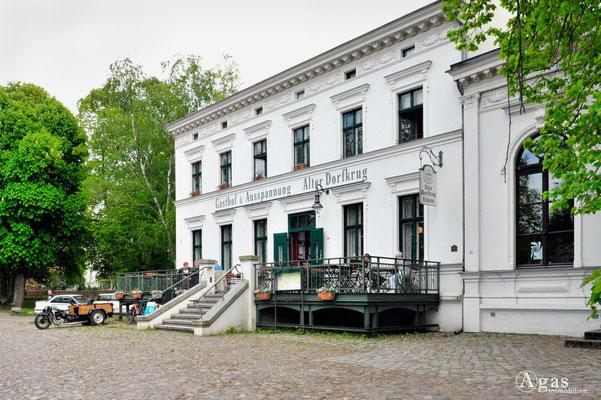 Berlin-Lübars - Alter Dorfkrug