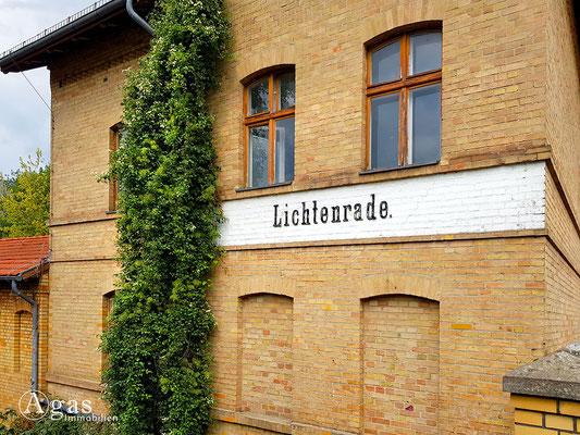 Immobilienmakler Lichtenrade - S-Bahn Lichtenrade