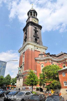 Immobilienmakler Hamburg - Hauptkirche St. Michaelis