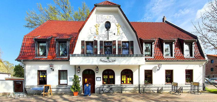 """Immobilienmakler Blankenfelde-Mahlow - Gasthaus """"Zur Eiche"""""""