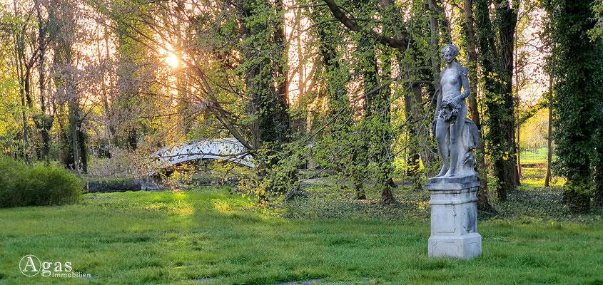 Immobilienmakler Trebbin - Schlosspark Blankensee