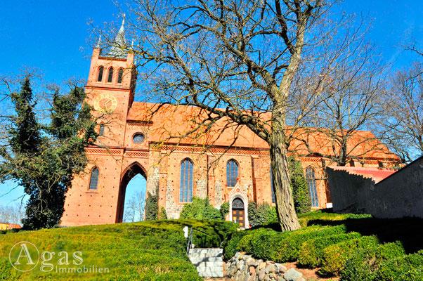 Müncheberg Kirche