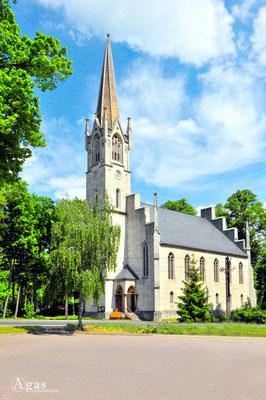 Rüdersdorf - Evangelische Dorfkirche im Ortsteil Kalkberge (1)