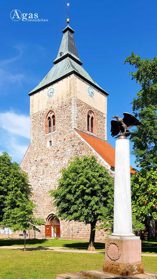 Immobilienmakler Altlandsberg - Stadtkirche St. Marien