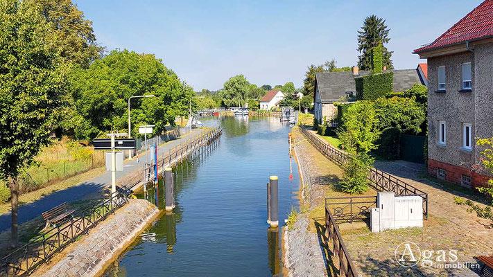 Makler Storkow - Am Storkower Kanal