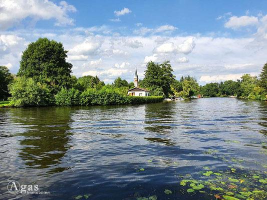 Immobilienmakler Berlin-Rahnsdorf - An der Müggelspree kurz vor Neu Venedig