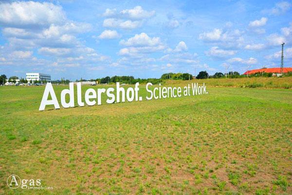 Berlin-Adlershof - Science at Work