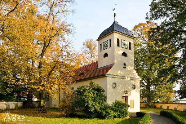 Berlin-Kladow - Neugotische Ev. Dorfkirche Kladow