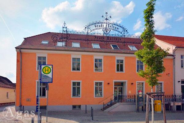 Immobilienmakler Teltow - Neues Rathaus