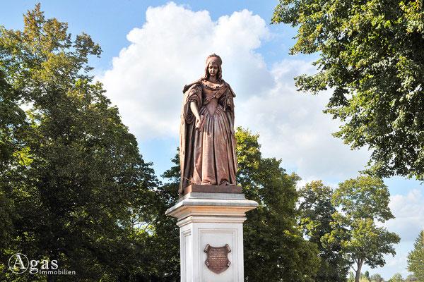 Wiederbegründerin von Oranienburg: Louise Henriette Churfürstin v. Brandenburg geb. Prinzessin v. Oranien