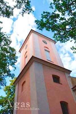 Dorfkirche  (Turm) Nassenheide