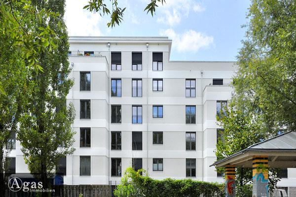 Sudio House Berlin am Mauerpark - Fertige Fassade