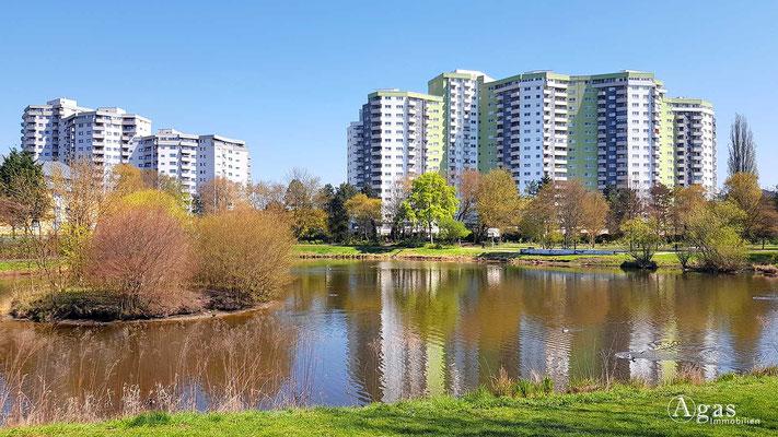 Immobilienmakler Märkisches Viertel - Insel im Mittelfeldbecken